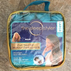 Accessories - The Sleep Styler Large Rollers NEW